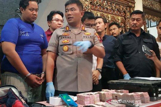 Polisi ungkap pembobolan ATM Bank Mandiri di Semarang