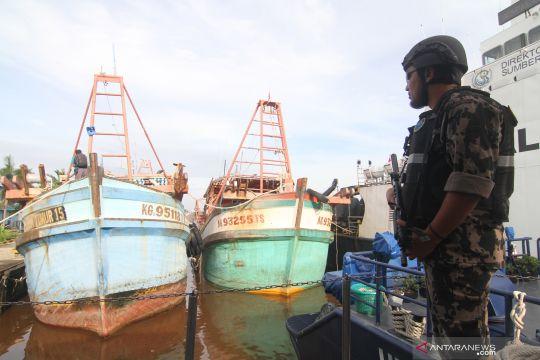 KKP tangkap kapal pencuri ikan Vietnam di Laut Natuna