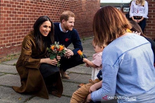 Pangeran Harry dan Meghan dorong warga Amerika untuk ikut pemilu