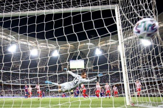 Bermain di Jeddah, Atletico Madrid kalahkan Barcelona pada Piala Super Spanyol