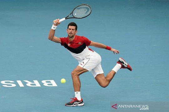 Serbia atasi Kanada 3-0 ke semifinal ATP Cup