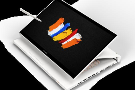 Acer luncurkan laptop khusus pembuat konten kreatif