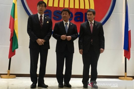 Jepang targetkan investasi 3 miliar dolar AS untuk ASEAN