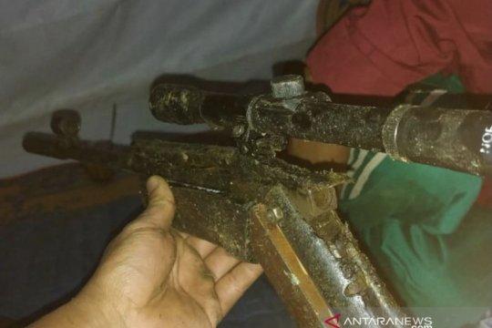 Warga serahkan senjata api rakitan sisa konflik Aceh ke polisi