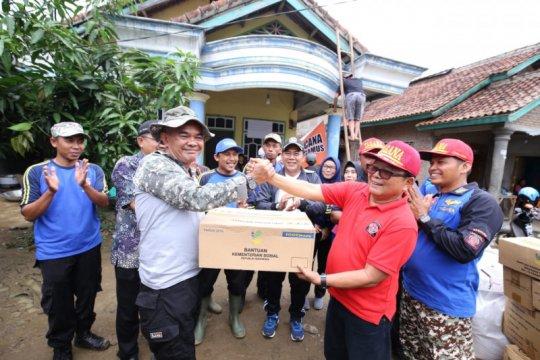 Banjir Tanggamus, Gubernur Lampung perintahkan cepat bantu korban