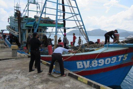 Menteri Edhy nyatakan kapal pencuri ikan bisa dimanfaatkan nelayan