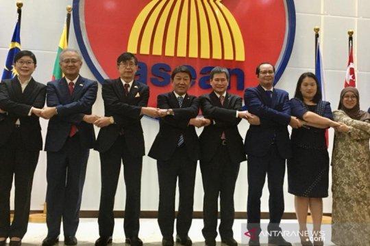 Jepang kenalkan tiga arah kebijakan luar negeri baru terhadap ASEAN