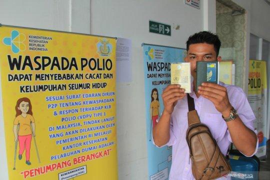 Yogyakarta harapkan vaksin polio kembali tersedia akhir Februari
