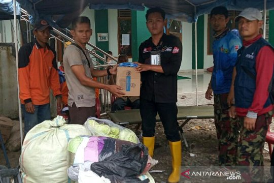 ACT Sumsel fokus upayakan bantuan logistik banjir Lahat