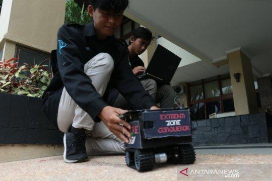 Mahasiswa UNS ciptakan alat penemu korban bencana