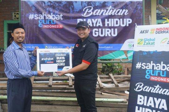 ACT beri bantuan guru honorer di Malang Raya