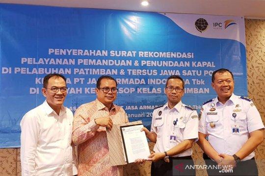 PT Jasa Armada raih rekomendasi pemanduan dan penundaan kapal Patimban