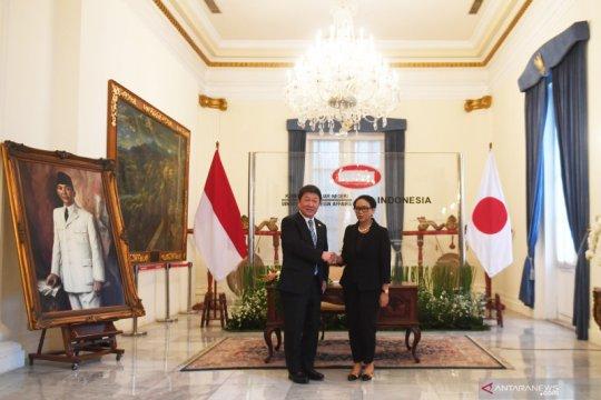Pertemuan bilateral Indonesia-Jepang