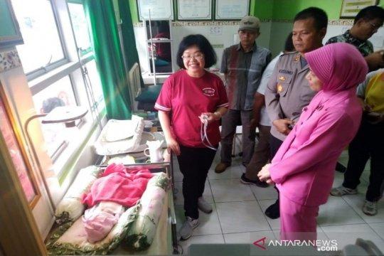 Polisi selidiki kasus penemuan bayi di Boyolali