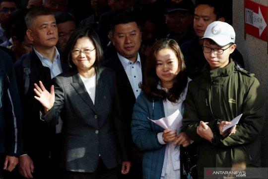 """Taiwan akan sesuaikan operasi kantor Hong Kong di isu """"satu China"""""""