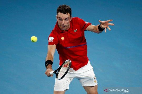 Spanyol tantang Serbia pada final ATP Cup 2020
