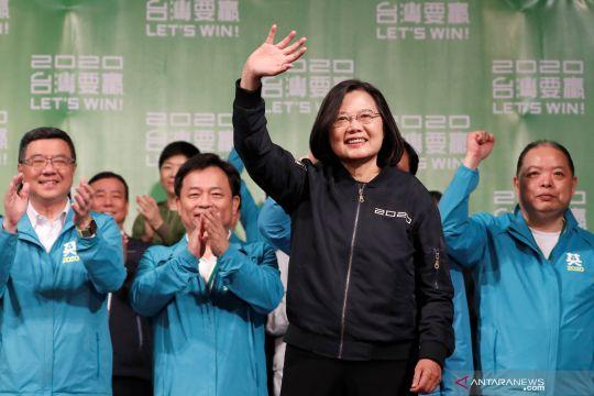 Pertengkaran terjadi karena oposisi duduki gedung parlemen Taiwan