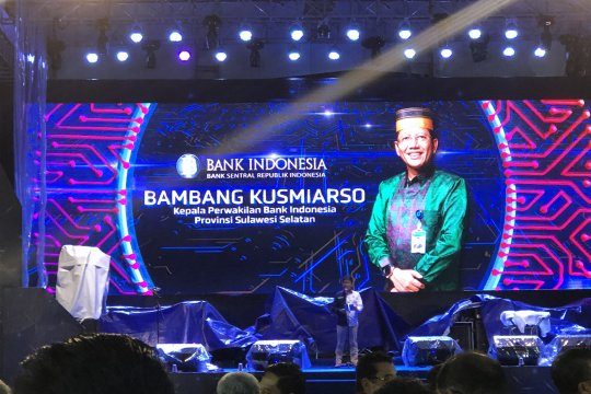 BI gelar Digifest 2020 di Makassar dorong ekonomi KTI
