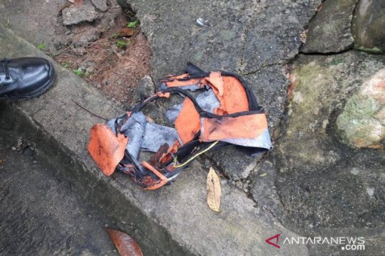 Polisi sebut ledakan bom tas di Bengkulu bukan ulah teroris