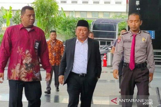 KPK sita Rp1 miliar hasil geledah rumah dinas Bupati Sidoarjo