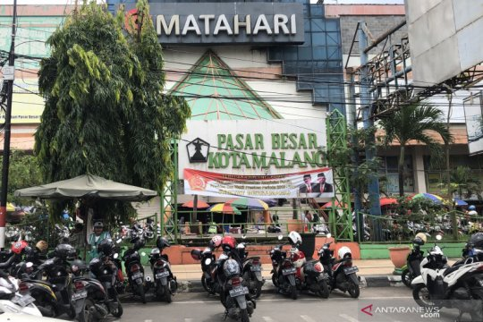 ITS lakukan uji kekuatan struktur bangunan Pasar Besar Kota Malang