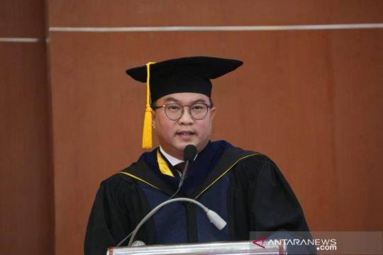 Rektor IPB: Pandemi COVID-19 jadikan masyarakat pembelajar yang lincah