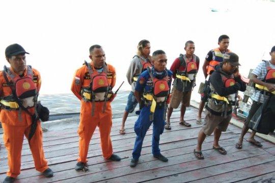 Dua warga hilang di Perairan Asmat terus dicari SAR gabungan