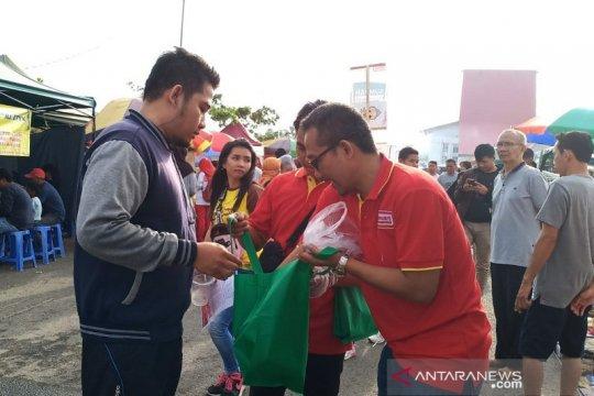 Soal Pergub larangan kantong plastik di Jakarta, ini tanggapan peritel