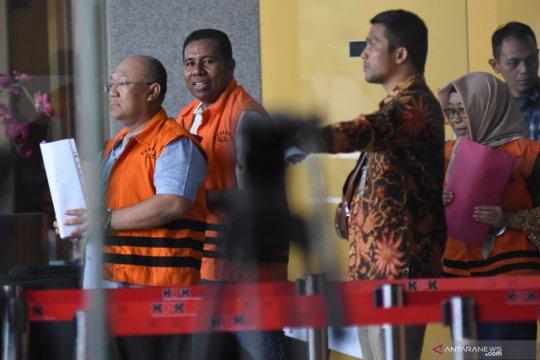 Pemeriksaan kasus dugaan suap di Pemerintah Kabupaten Sidoarjo