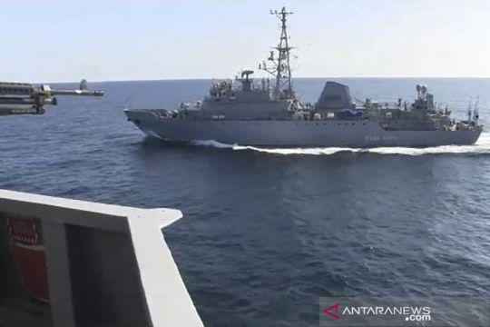 Insiden kapal perang Amerika Serikat dan Rusia