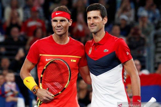 Djokovic atur pertemuan dengan Nadal di semifinal French Open 2021