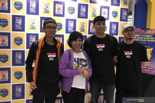 Turnamen nasional PVP Pokemon Go pecahkan rekor dunia