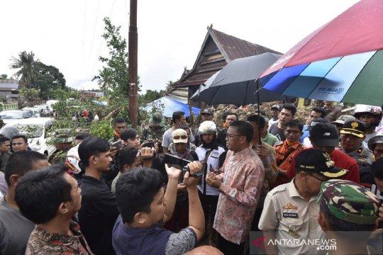 460 rumah terendam banjir di Sidrap Sulawesi Selatan