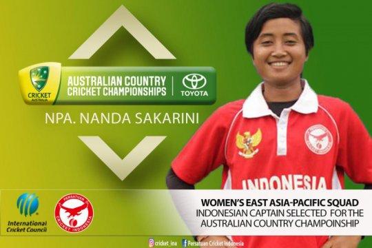 Pemain timnas kriket Indonesia bantu tim ICC EAP juara di Australia