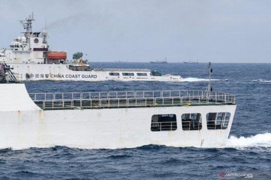 China bakal punya kapal patroli berbobot 10.000 ton