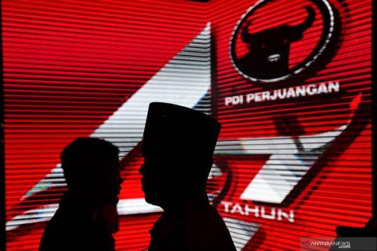 Kader PDIP canangkan gerakan cintai bumi sebagai kado Ultah Megawati