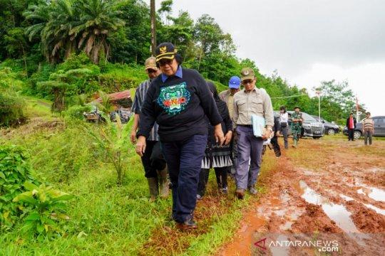 KLHK segera lakukan penghijauan di Bogor dan Lebak cegah banjir