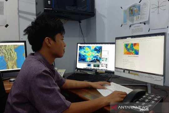 BMKG Majene: Wilayah Sulbar berpotensi diterjang angin kencang