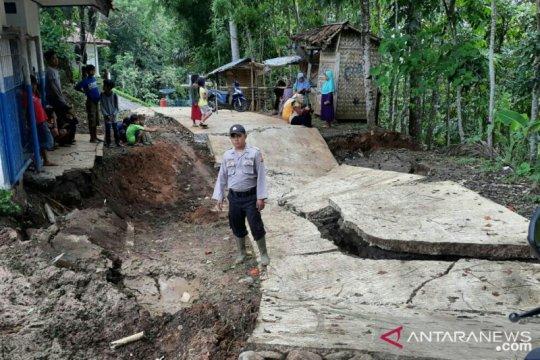 BPBD  Cianjur catat 10 kejadian bencana selama Januari