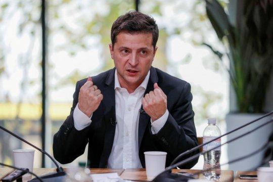 Presiden: Pelaku peristiwa pesawat jatuh Ukraina harus tanggung jawab
