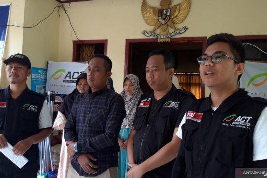 ACT berencana bangun ICS untuk korban banjir bandang di Lebak