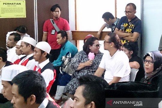 Nunung dan suami penuhi panggilan jaksa sebagai saksi persidangan