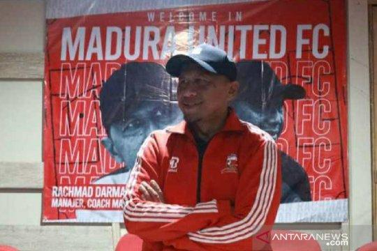 Madura United siap uji coba di Malaysia