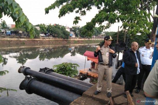 DPRD DKI soroti sistem buka tutup pintu air Cengkareng Drain