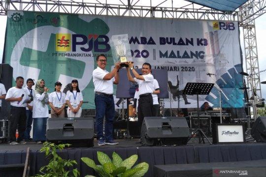 Pembangkitan Jawa-Bali sertifikasi vendor untuk tekan angka kecelakaan