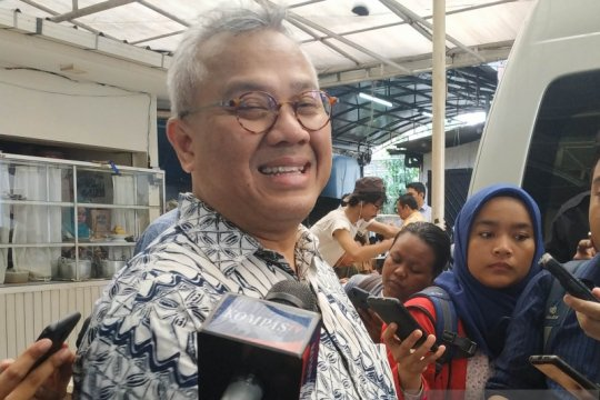 Ketua KPU benarkan penyidik KPK geledah ruangan Wahyu Setiawan