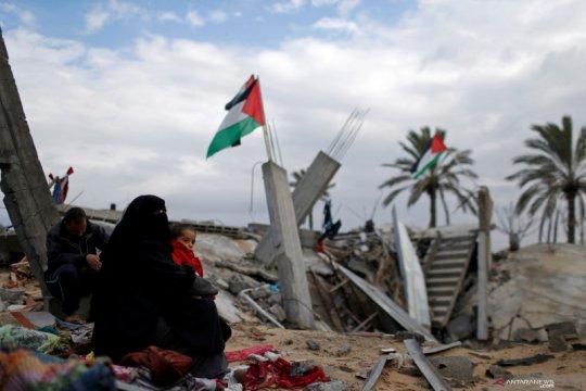 Palestina putuskan hubungan dengan Israel dan AS