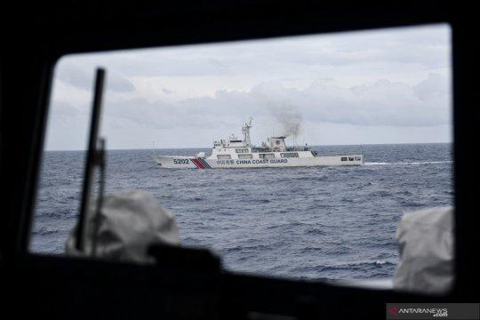Pengamat: Perlu sinergi untuk perkuat penegakan hukum di laut Natuna