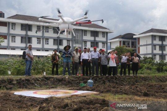 Dosen UMM ciptakan tiga drone untuk pertanian modern