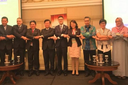 Forum Kota Hijau di Malaysia diikuti Wali Kota Kendari